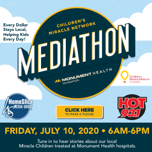 Children's Miracle Network Mediathon!