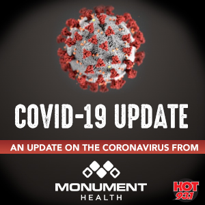 COVID 19 Updates from Monument Health