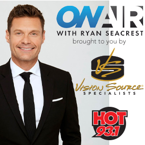 On-Air with Ryan Seacrest by Vision Source Specialists